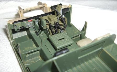 Ettore Galasso Modelli M1114 Up Armored Hmmwv