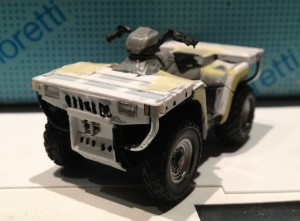 US Special Forces ATV - Work in Progress phase 2