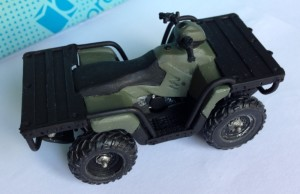 US Special Forces ATV - Work in Progress final phase