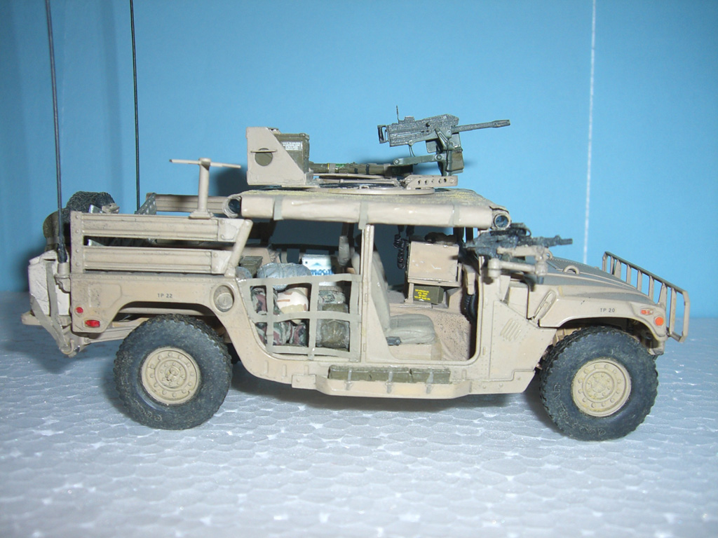 Subaru Impreza Roof Rack >> Ettore Galasso modelli - DUMVEE - US Special Forces GMV