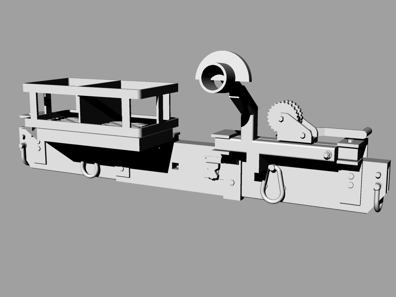 3D printed parts - Ibis Tek MASTC + ESC
