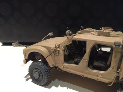 M-ATV front mirrors