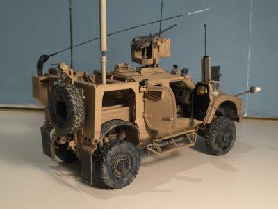 M-ATV rear-right view