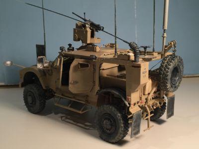 M-ATV rear-left view