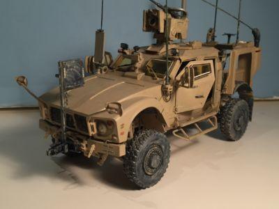M-ATV front-left view