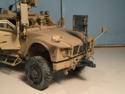 M-ATV front-right view
