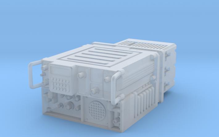 3D printed radio